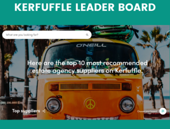Kerfuffle's Top 10 Most Reviewed Suppliers of 2020 Revealed