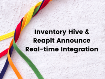 Inventory Hive & Reapit Announce Real-time Integration