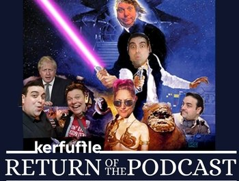 The return of the Kerfuffle Podcast