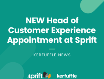 NEW Head of Customer Experience Appointment at Sprift