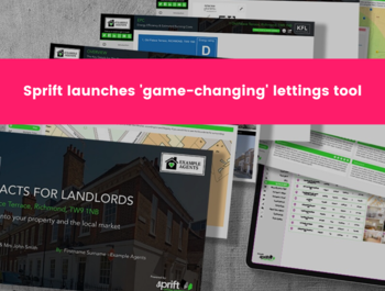 Sprift launches 'game-changing' lettings tool